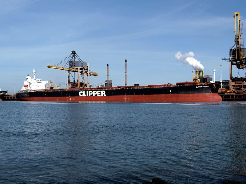 Clipper Bulk vessel