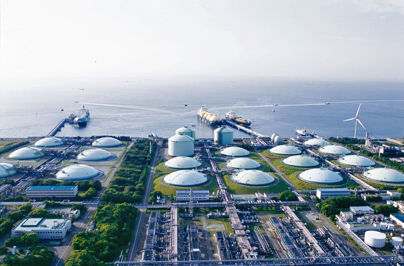 Tokyo Gas flags $262.7 million impairment loss