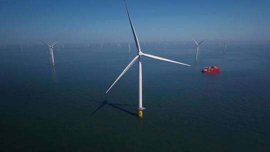 Nestlé UK and Ørsted sign offshore wind PPA
