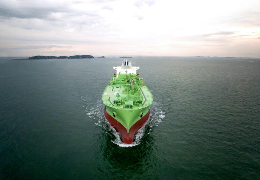BW LPG vessel