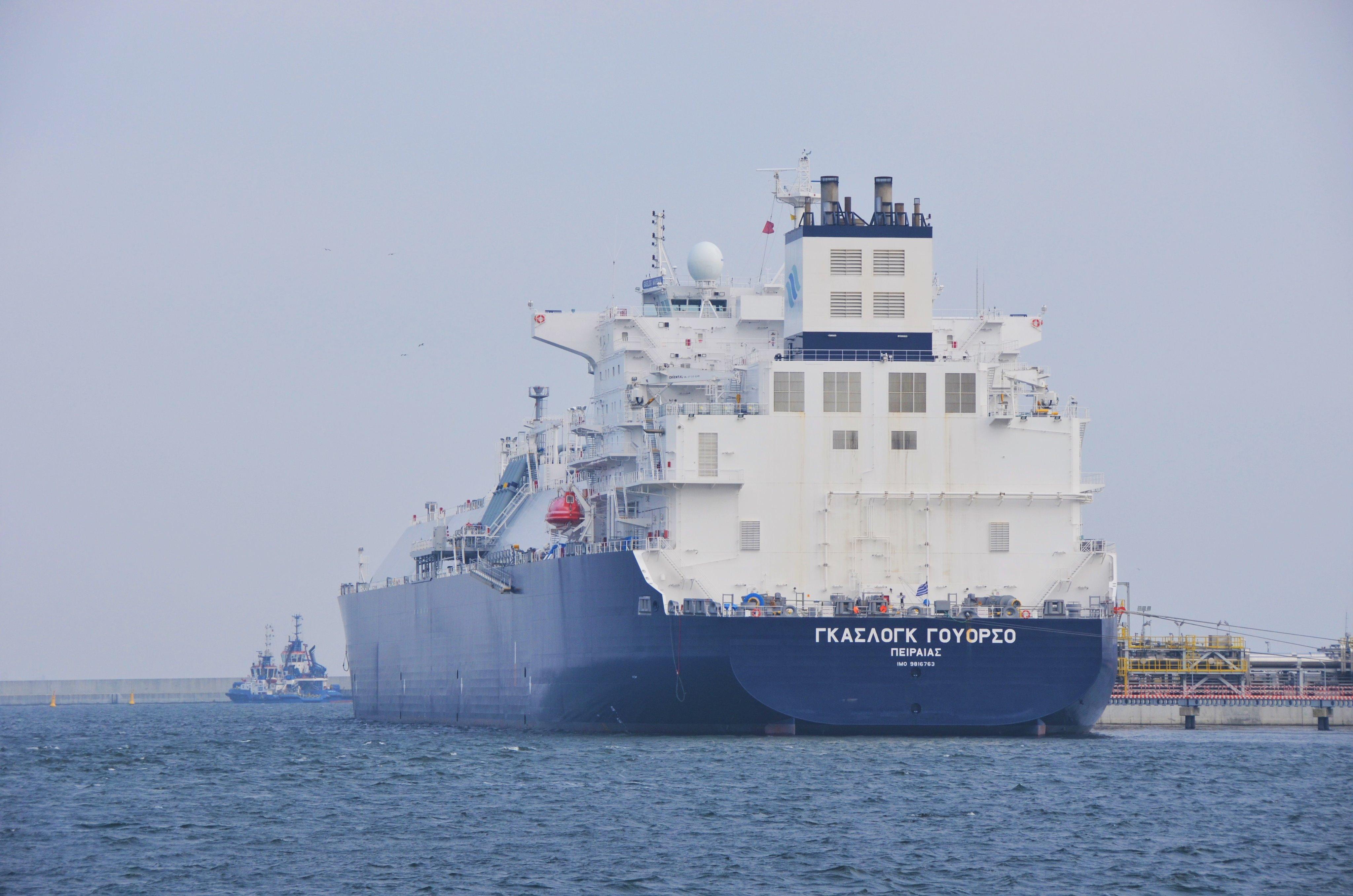 Polish LNG terminal unloads 92nd cargo