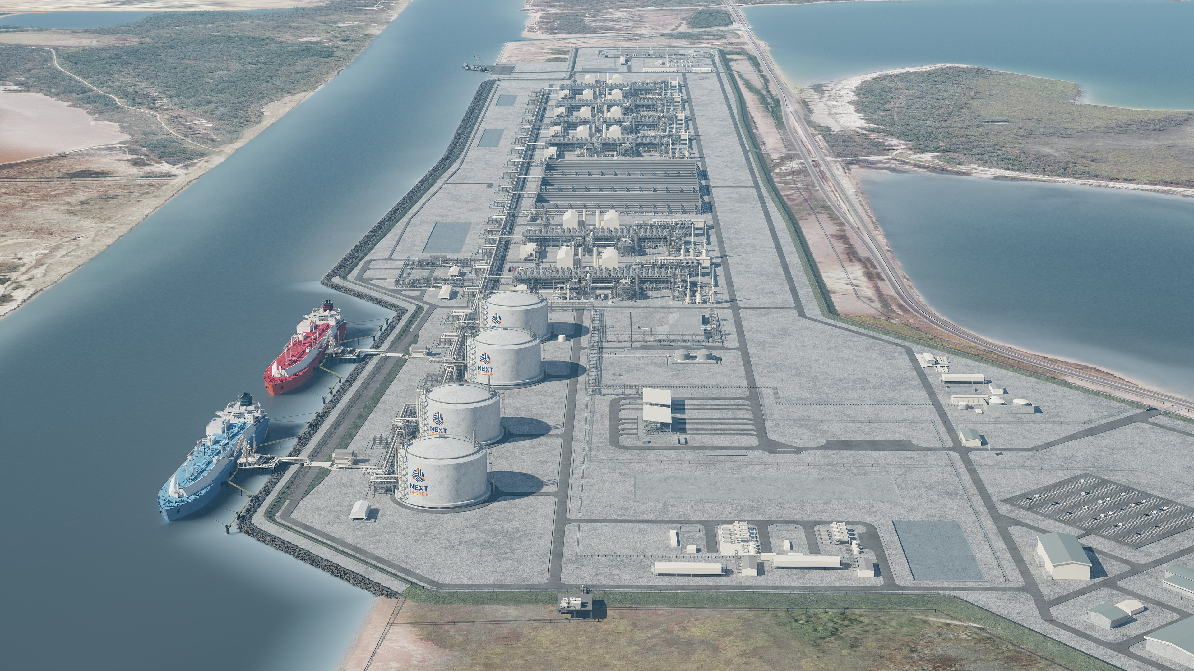 NextDecade, Bechtel extend Rio Grande EPC deal validity