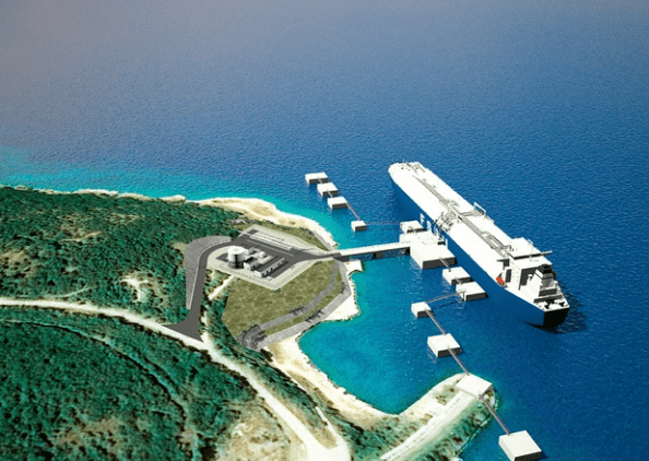 MET books capacity at Croatian LNG terminal