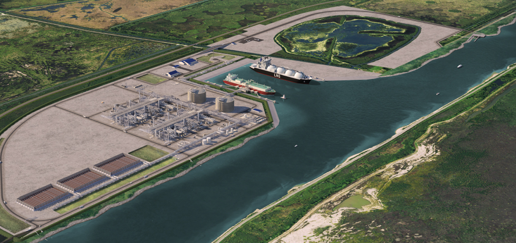 Sempra delays Port Arthur LNG FID to 2021
