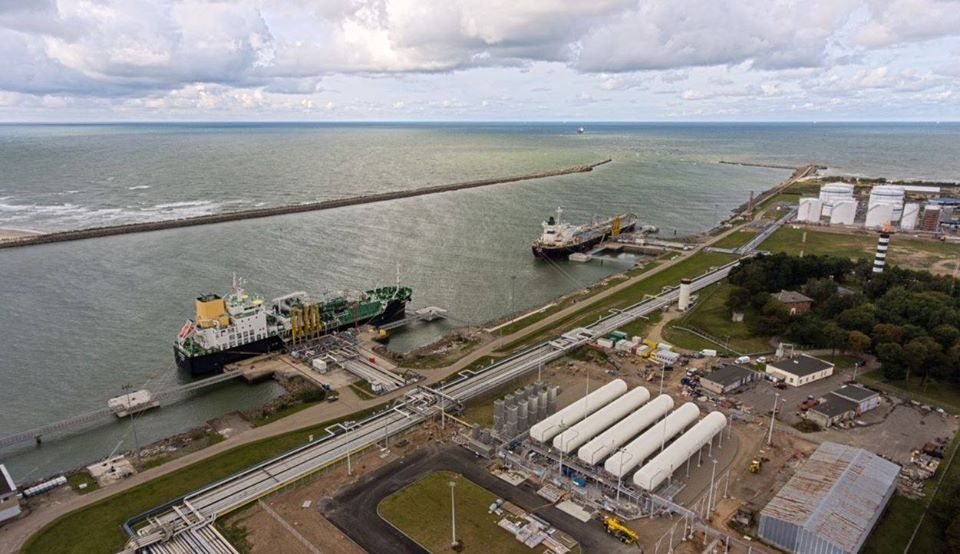 Chart joins Australian LNG Marine Fuel Institute