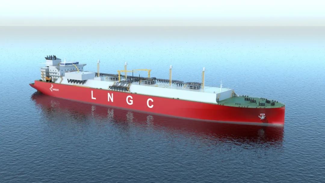 Wison gets DNV GL approval for LNG carrier design