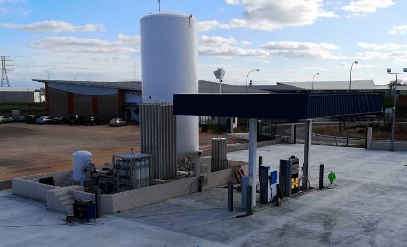 HAM Group opens Albacete LNG station
