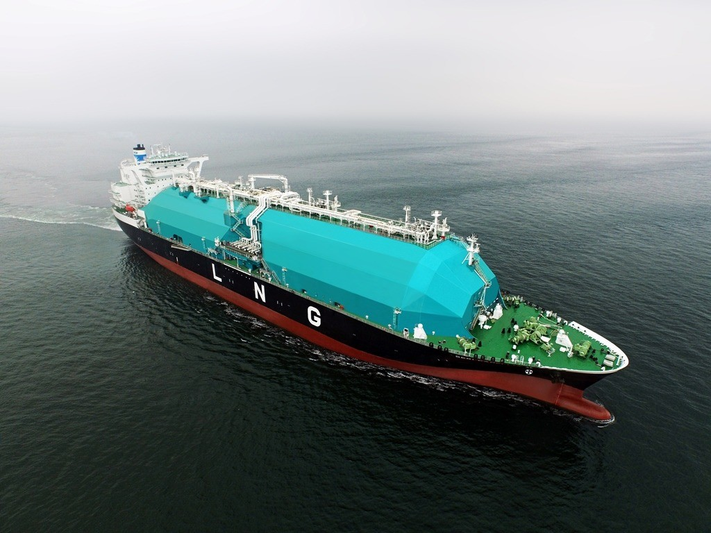 MISC LNG carrier Seri Camellia