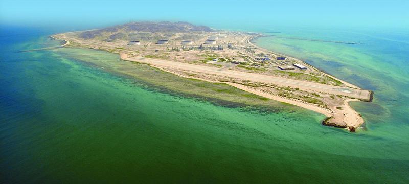 Zirku island; Source: Jodco
