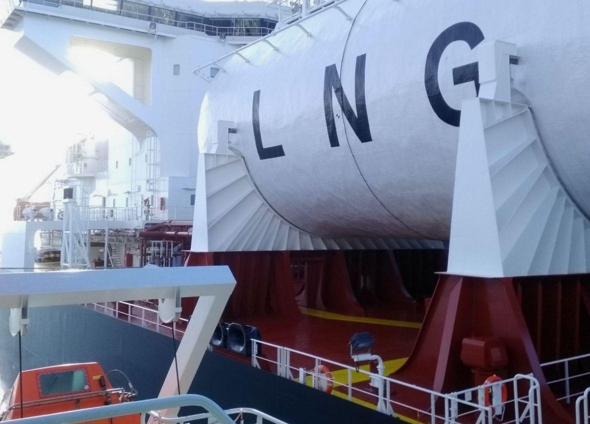 Gasum kicks off LNG supply under Equinor deal