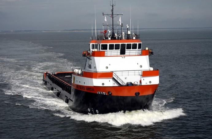 One of Hornbeck's vessels; Source: Hornbeck