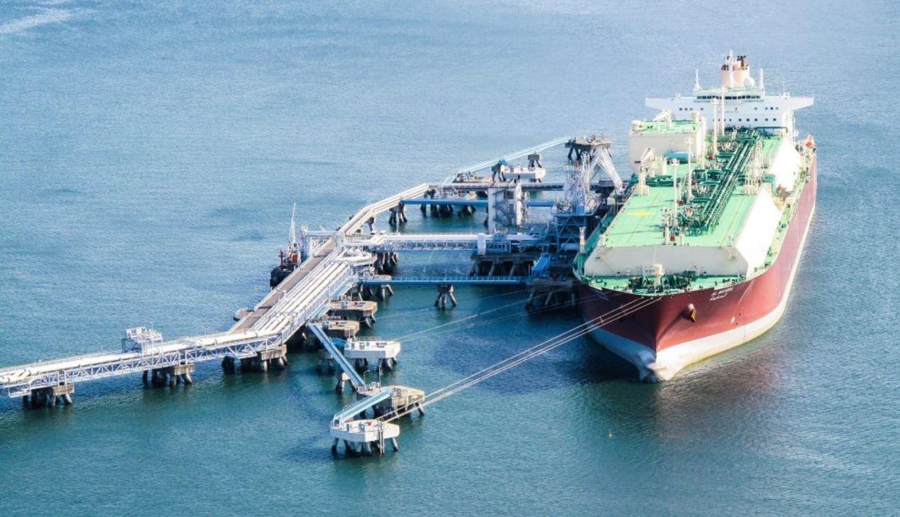 LNG carrier Al Mayeda