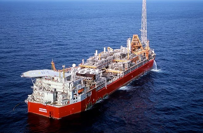 Northern Endeavour FPSO