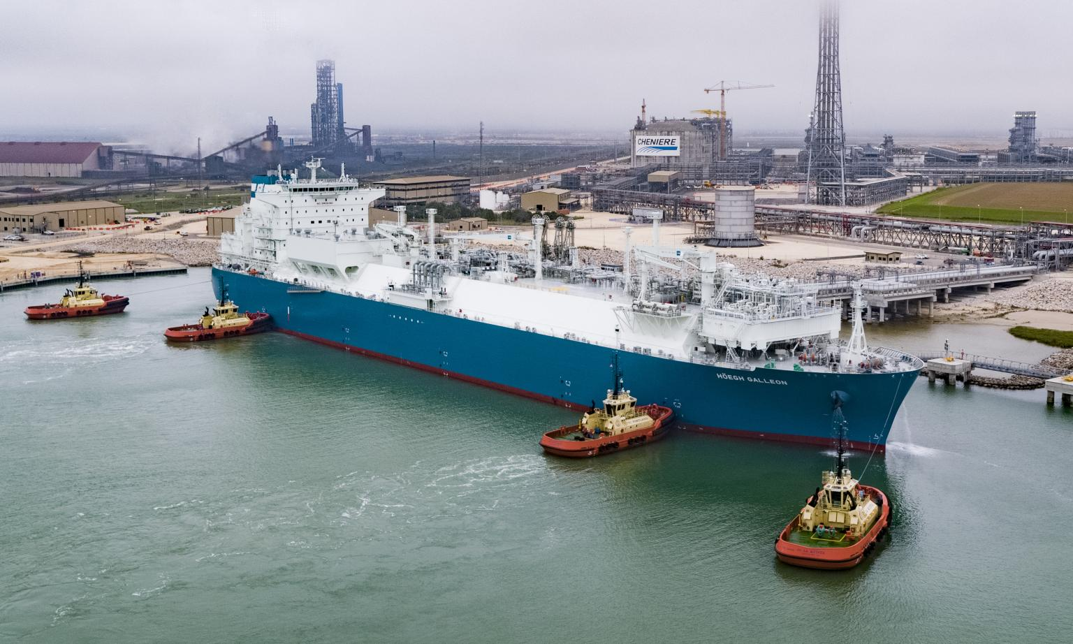 U.S. bumps LNG exports in March