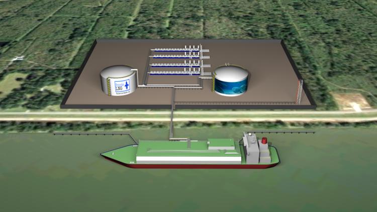 Pointe LNG