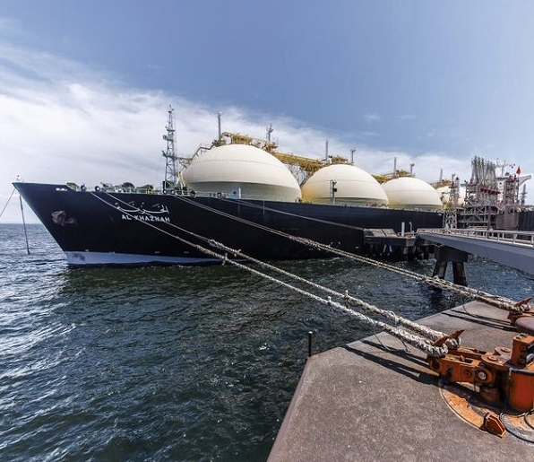 Japan's April LNG imports dip