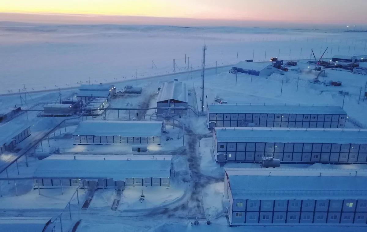 Mammoet bags Arctic LNG 2 job