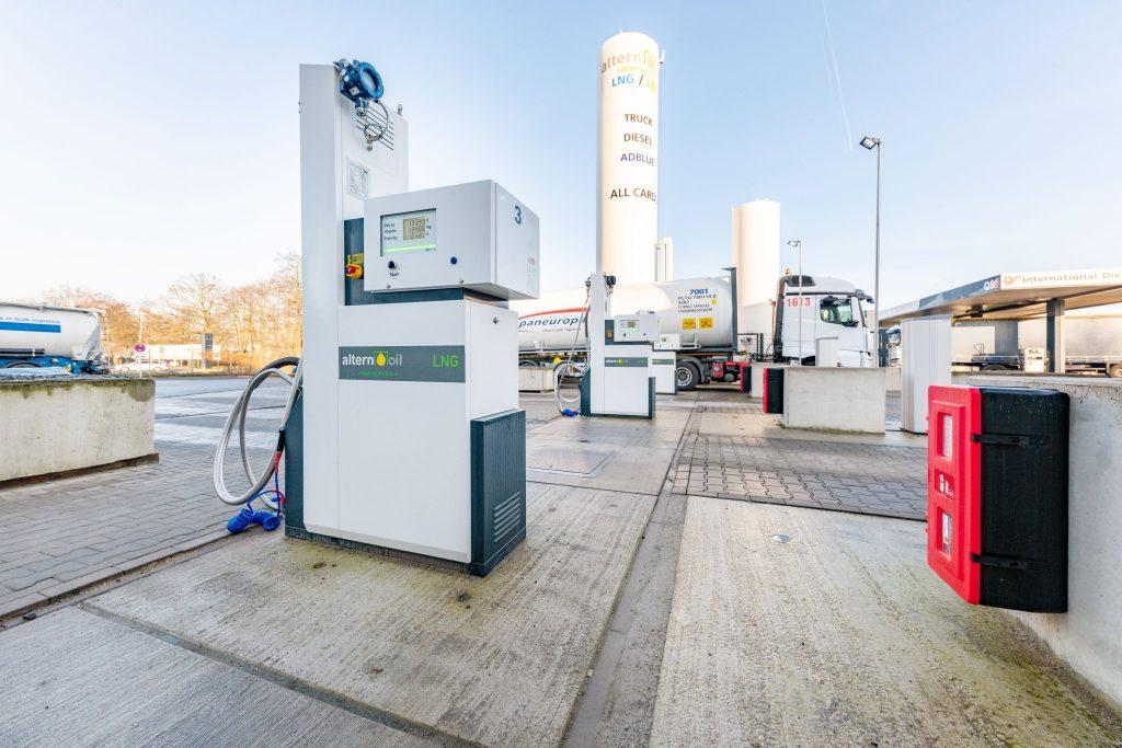 Bilfinger expanding Alternoil's LNG network