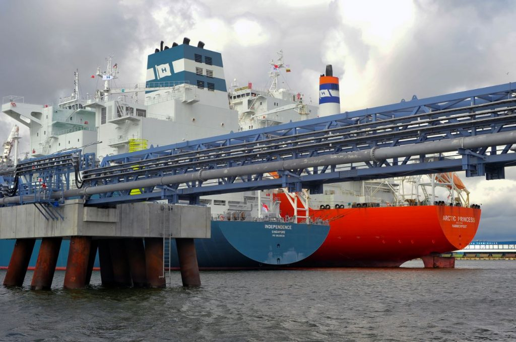 Hoegh LNG vessels