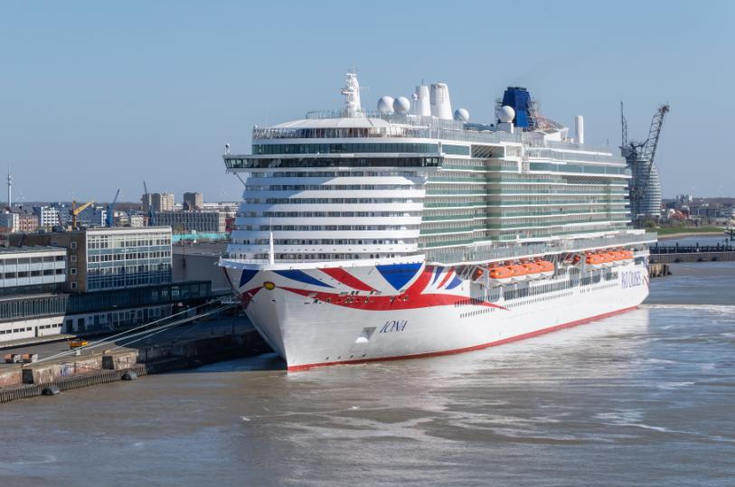 cruise ship Iona