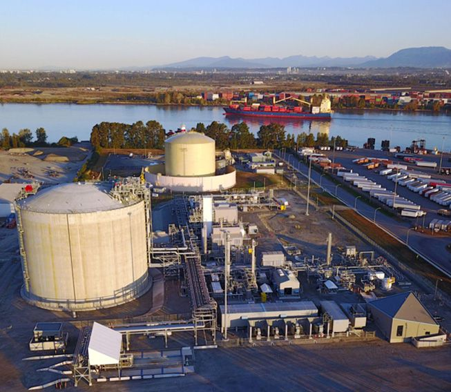 IAAC invites Tilbury Phase 2 LNG expansion comments