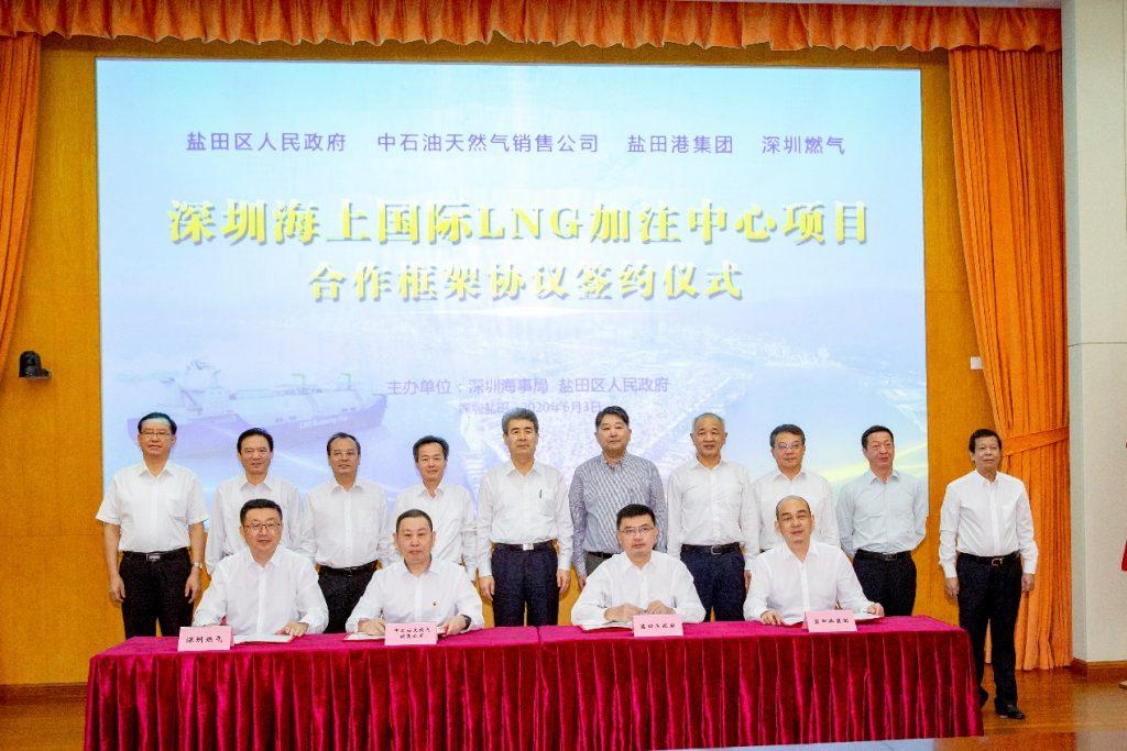 Yantian Port Group