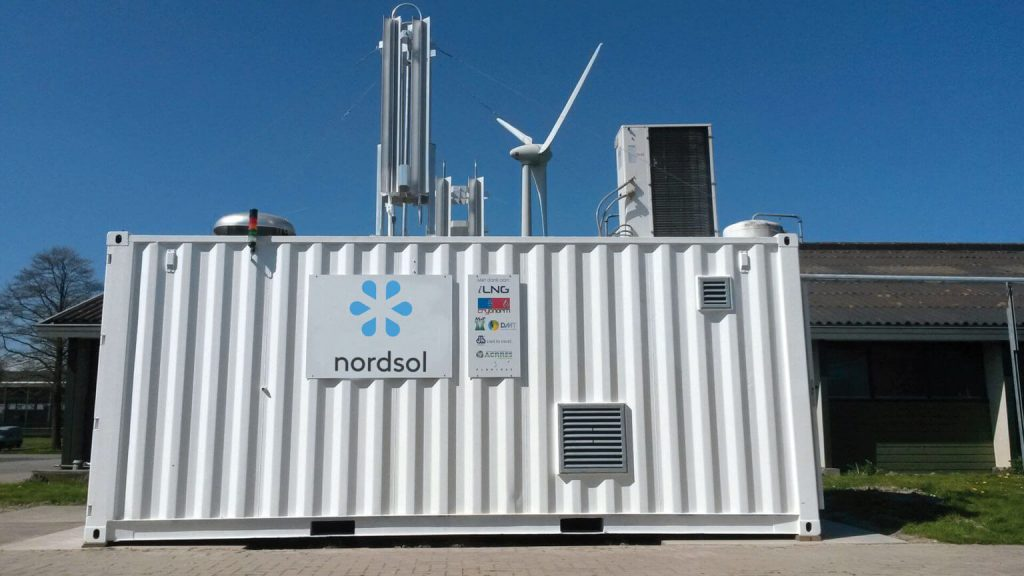 Renewi, Nordsol, Shell partner up on bio-LNG