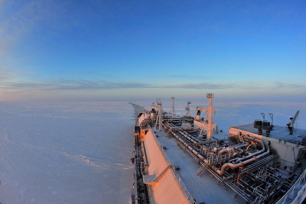 ABB inks diagnostics support deal for SCF's Arctic LNG tanker