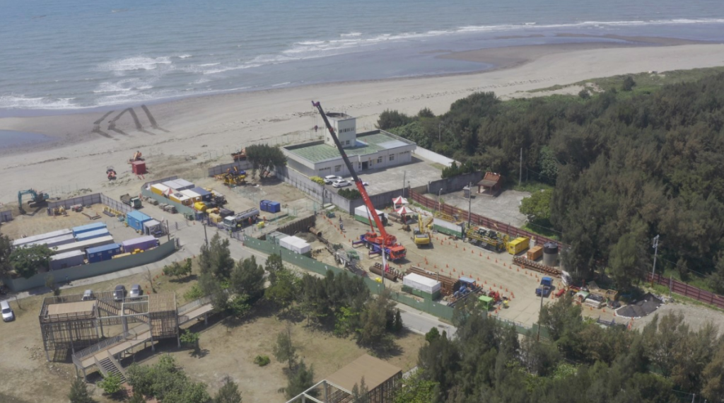 Jan De Nul starts Formosa 2 construction work