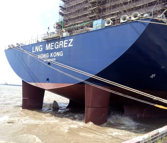 LNG Megrez