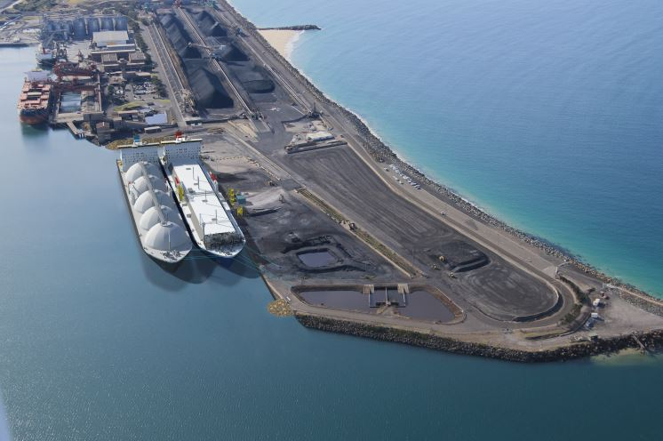 Jemena plans to connect Port Kembla LNG facility to EGP