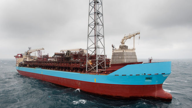 Curlew FPSO