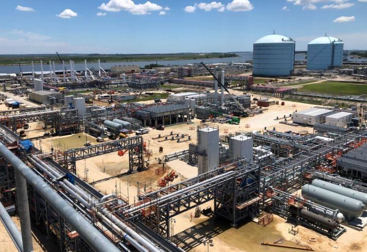 Elba Island LNG gets Train 9 feed gas introduction permit