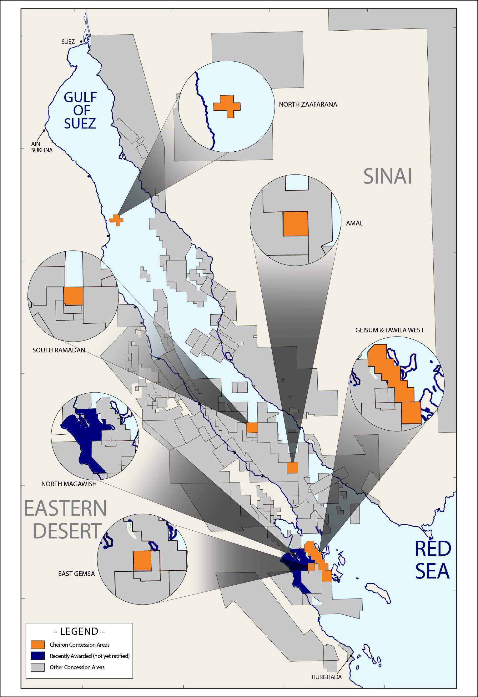 Cheiron sees first oil from appraisal well offshore Egypt ...