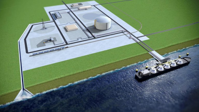 RWE, German LNG to explore hydrogen