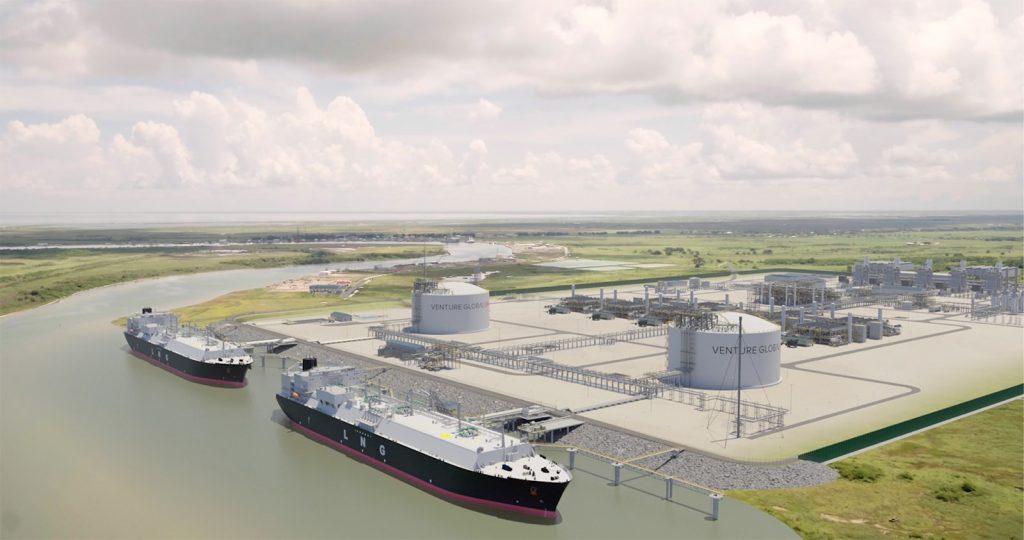 Venture Global LNG hires new CFO