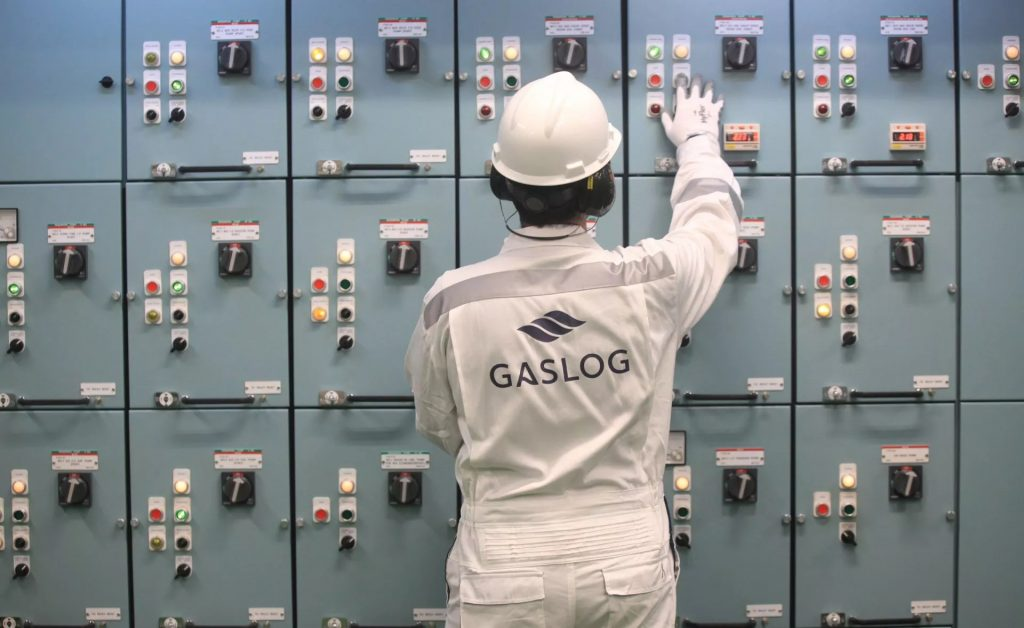GasLog rakes in $35 million in share sale