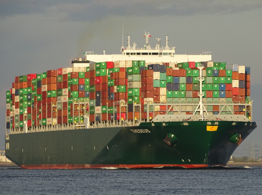 Theseus containership
