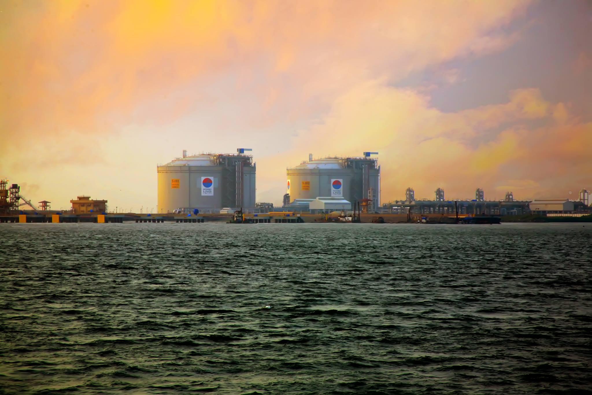 Kochi LNG terminal