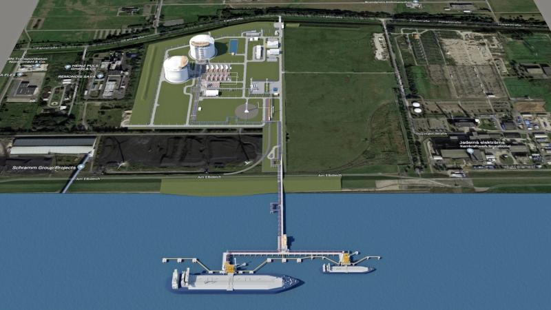 German LNG Terminal
