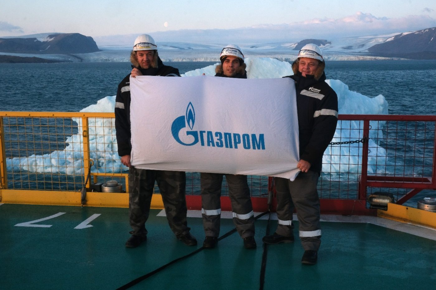 Gazprom starts building ice-resistant platform for extreme conditions of Arctic field - Offshore Energy