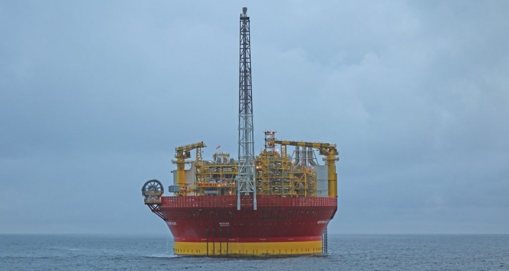 Western Isles FPSO; Source: Dana Petroleum