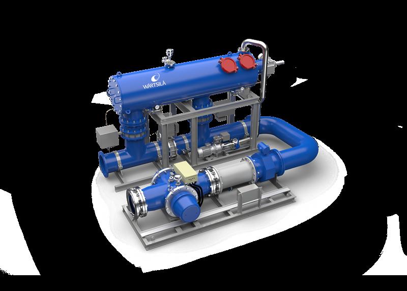 Wärtsilä's-Aquarius-UV-and-Aquarius-EC-ballast-water-management-systems