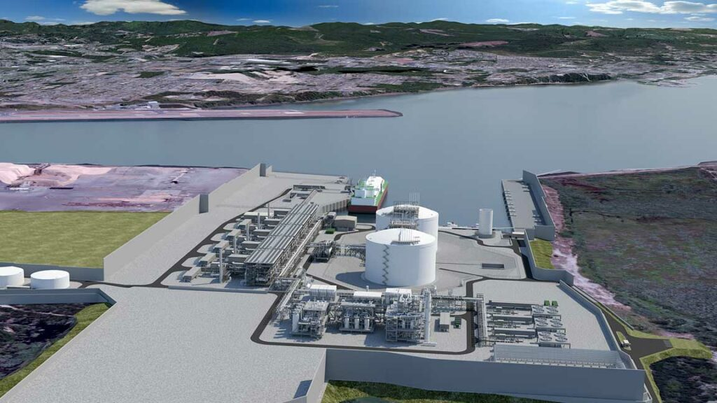 US approves Jordan Cove LNG exports