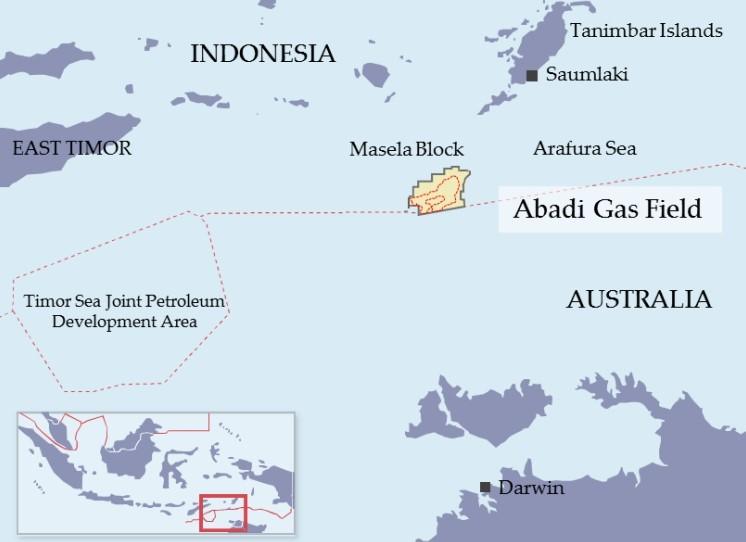Indonesian regulator confirms Shell Abadi LNG exit talks