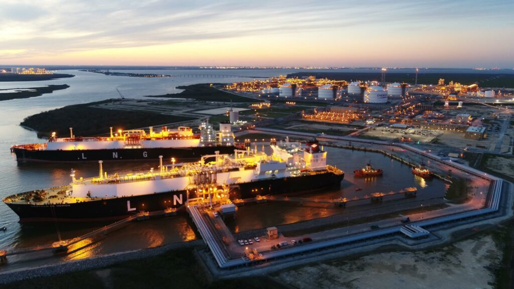 API U.S. LNG exports cut GHG emissions in power production