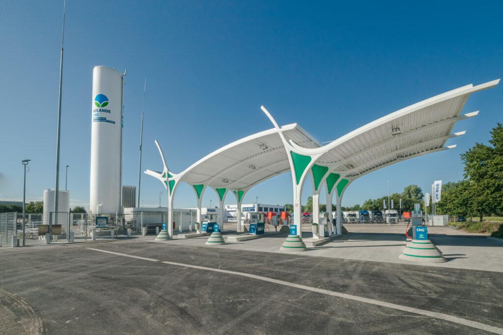 Rolande enters German LNG-fueling market