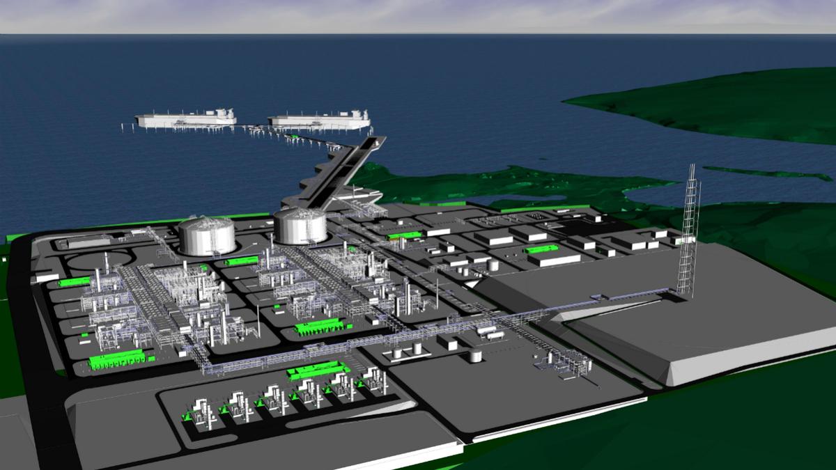 KBR no longer interested in Goldboro LNG EPC contract