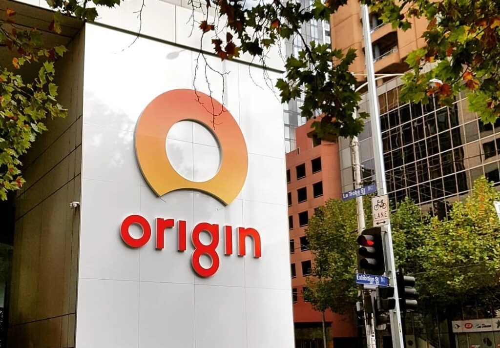 Origin flags up to $868.3 mln impairment charge