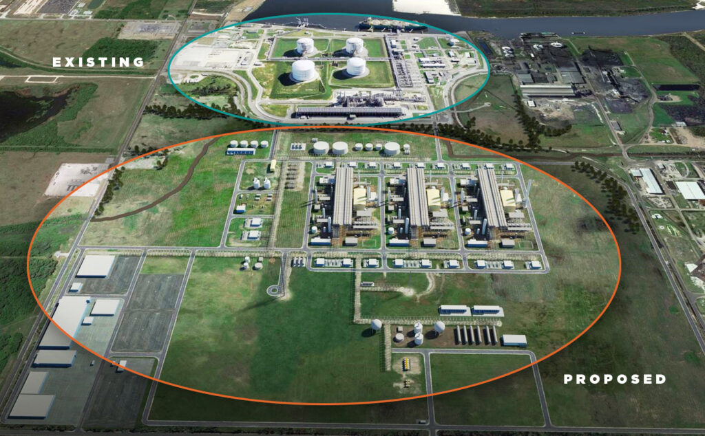 Energy Transfer evaluating Lake Charles LNG EPC bids